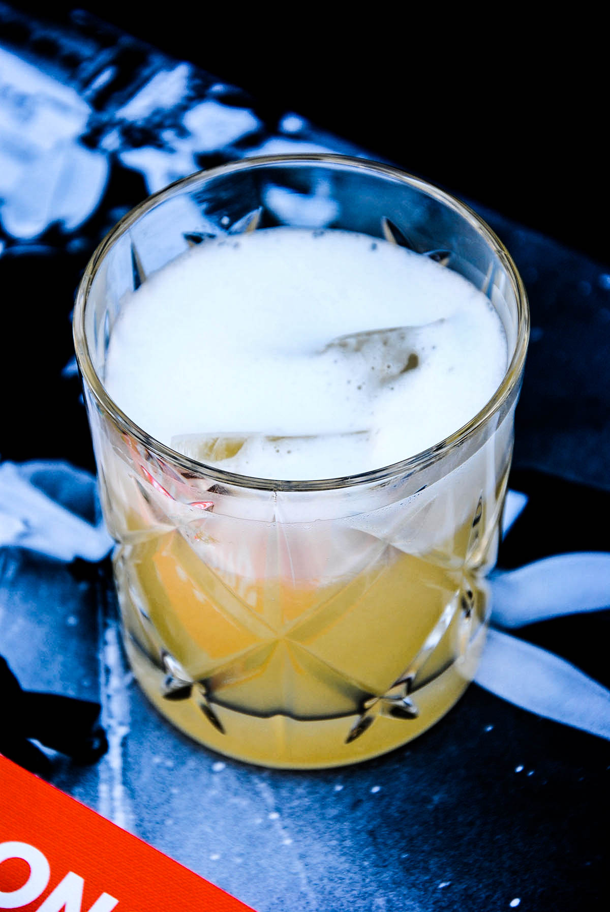 """""""Truffle Sour"""" Adapted From Richard Woods"""